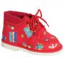 Detská domáca obuv-textil
